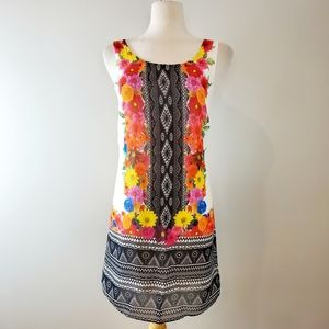 Floral Spring Bohemia Style Dress